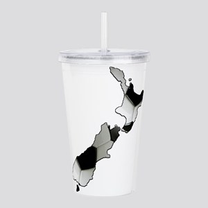 UK Soccer Acrylic Double-wall Tumbler