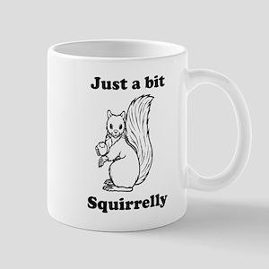 Just a bit squirrelly Mugs