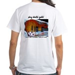 Rm300mac Sun Quilt White T-Shirt