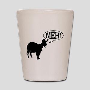 Goat meh Shot Glass