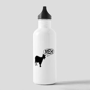 Goat meh Water Bottle