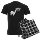 Goat Men's Dark Pajamas