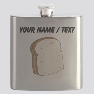 Custom Peanut Butter Sandwich Flask