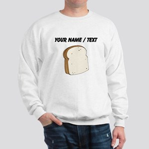 Custom Peanut Butter Sandwich Sweatshirt
