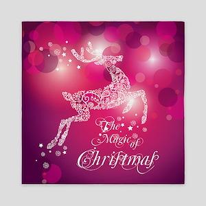 The Magic Of Christmas Queen Duvet