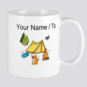 Custom Campsite Mugs