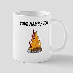Custom Camp Fire Mugs