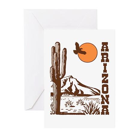 Arizona Greeting Cards (Pk of 10)