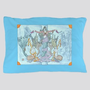 mermaid tales Pillow Case