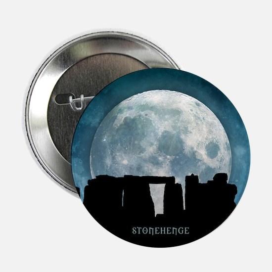 "Stonehenge 2.25"" Button"