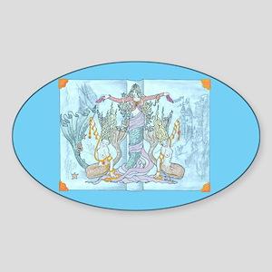 mermaid tales Sticker
