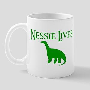 NESSIE UNDERWATER ALLY SHIRT  Mug