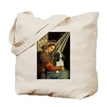 Madonna & Tri Cavalier Tote Bag