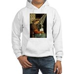 Madonna & Tri Cavalier Hooded Sweatshirt