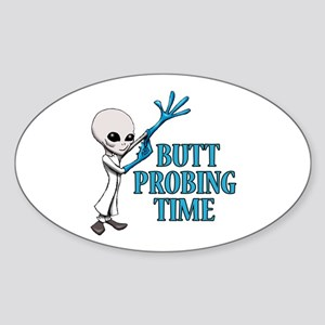 BUTT PROBING TIME Sticker