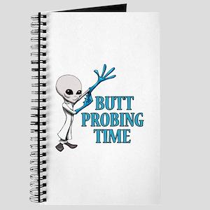 BUTT PROBING TIME Journal