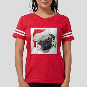 Pug Christmas T-Shirt