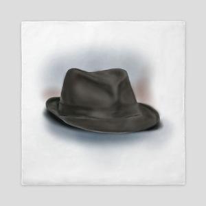 Hat for Leonard 2 Queen Duvet
