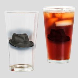 Hat for Leonard 2 Drinking Glass