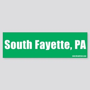 South Fayette, PA