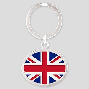 UK Flag Keychains