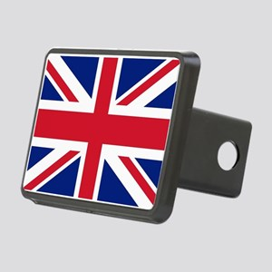 UK Flag Hitch Cover