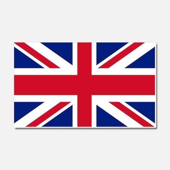 UK Flag Car Magnet 20 x 12