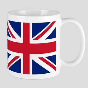 UK Flag Mugs