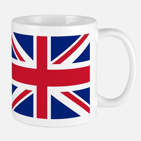 UK Flag Mugs