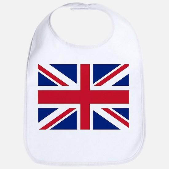 UK Flag Bib