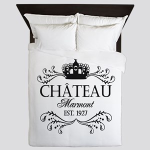 FRENCH CHATEAU Queen Duvet