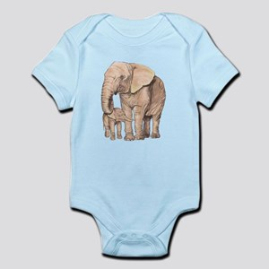 Mother and Child Body Suit