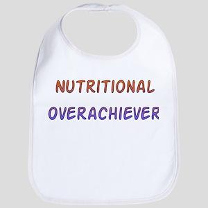 Nutritional Overachiever Bib