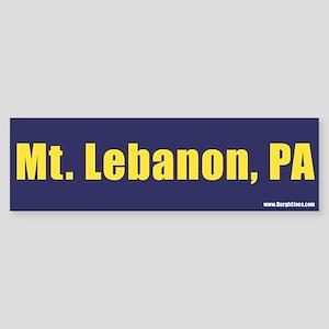 Mt. Lebanon, PA