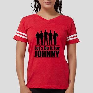 letsdoitforjohnnyblack T-Shirt