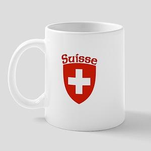 Suisse Coat of Arms Mug