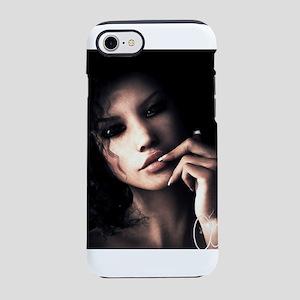 Pondering Lust iPhone 7 Tough Case