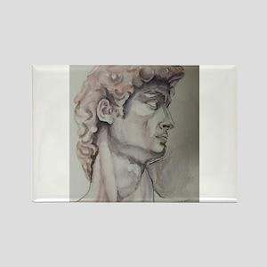 David de Michelangelo Magnets