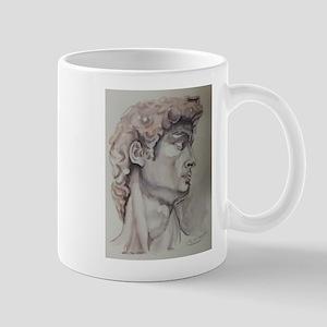 David de Michelangelo Mugs