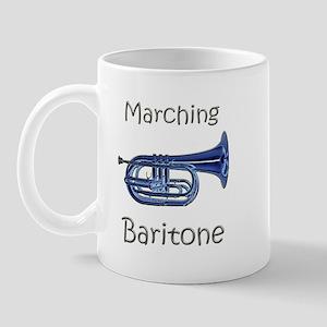 Marching Baritone Mug