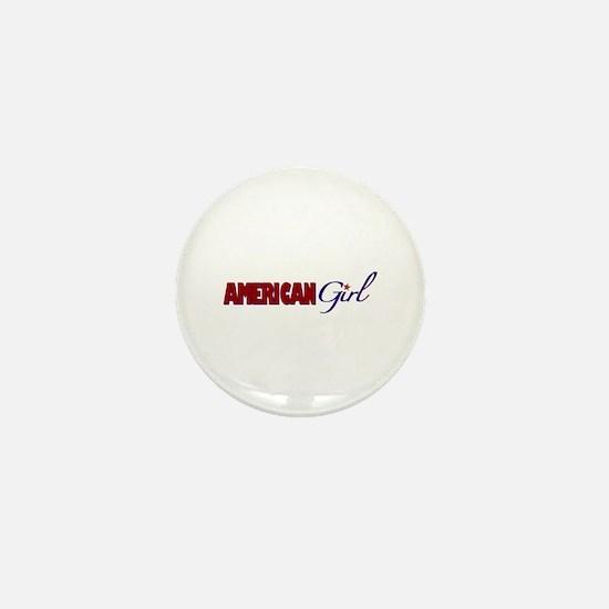 American Girl Mini Button