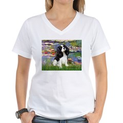 Lilies and Tri Cavalier Shirt