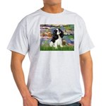 Lilies and Tri Cavalier Light T-Shirt