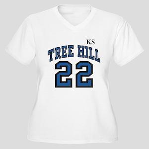 ravensjersey22ksfront_12_12 Plus Size T-Shirt