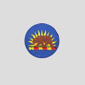 California Military Reserve Mini Button