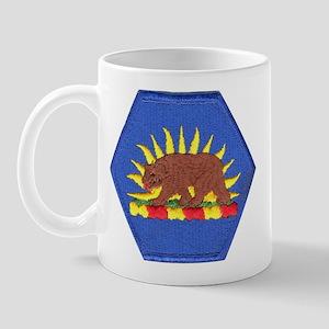 California Military Reserve Mug