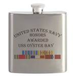 USS Oyster Bay Flask