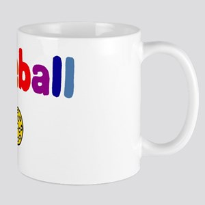 Pickleball Art Mug