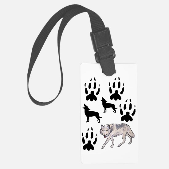 Call Of The Wild.png Luggage Tag