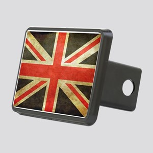 Vintage Union Jack Hitch Cover